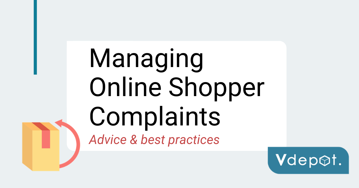 Managing Online Customer Complaints