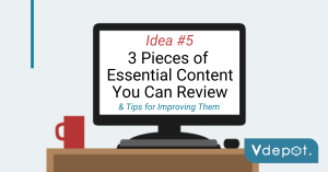 Essential Ecommerce Content