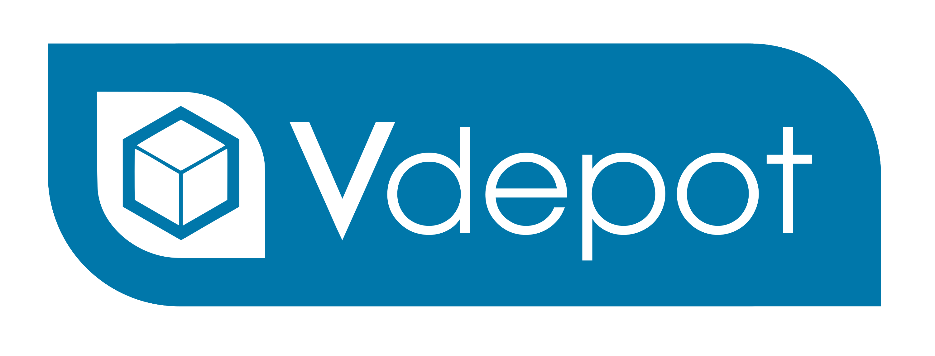 Vdepot Logo Fulfilment for Ecommerce